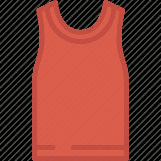 apparel, clothes, shirt, tank, top icon