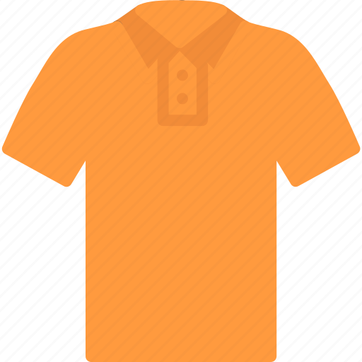 apparel, clothes, polo, shirt, t-shirt, top icon