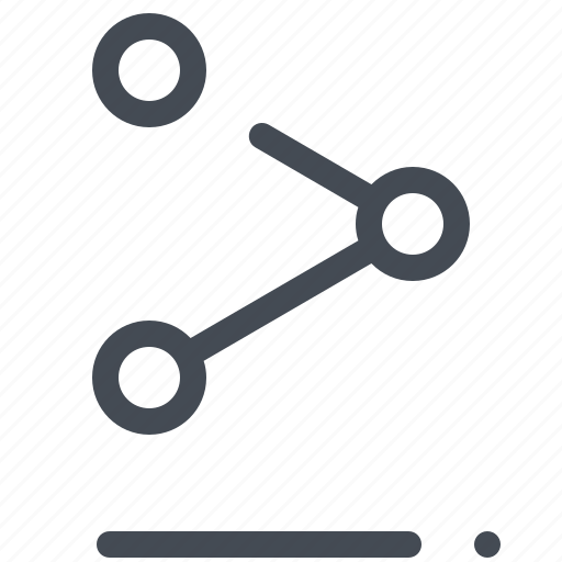 connections, media, network, share, social, structure icon