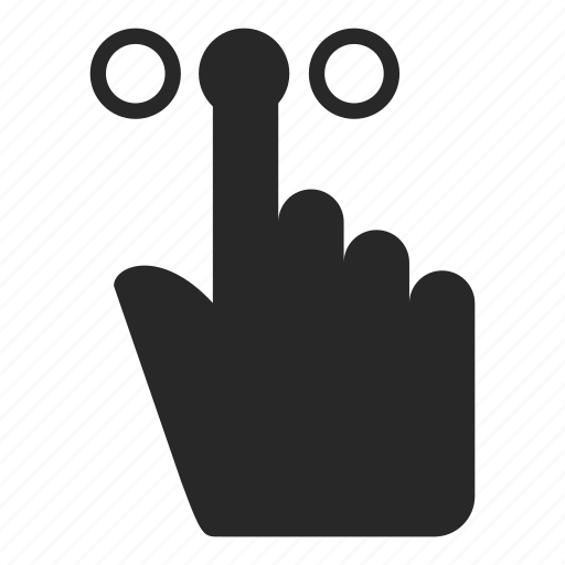 finger, finger gesture, gesture, hand, hand gesture, touch, touch gesture icon