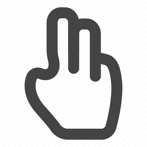 fingers, gesture, gestures, hand, screen, touch icon