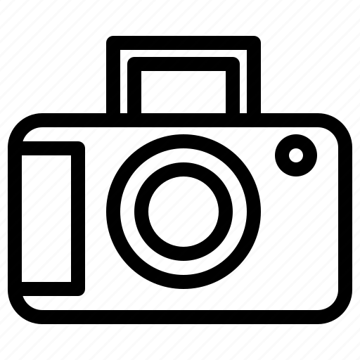 camera, image, photo, transport icon