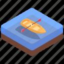 boating, rafting, roar boat, rowing, water rafting, water sports icon