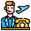 avatar, call, center, customer, man, service