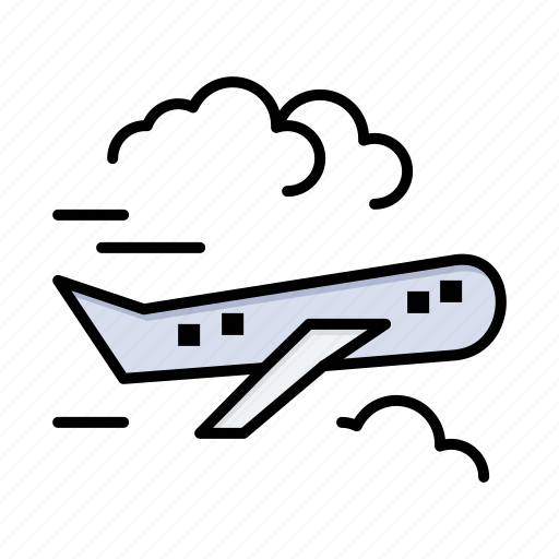 Air, airplane, fly, plane icon - Download on Iconfinder