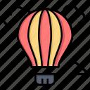 air, balloon, hot