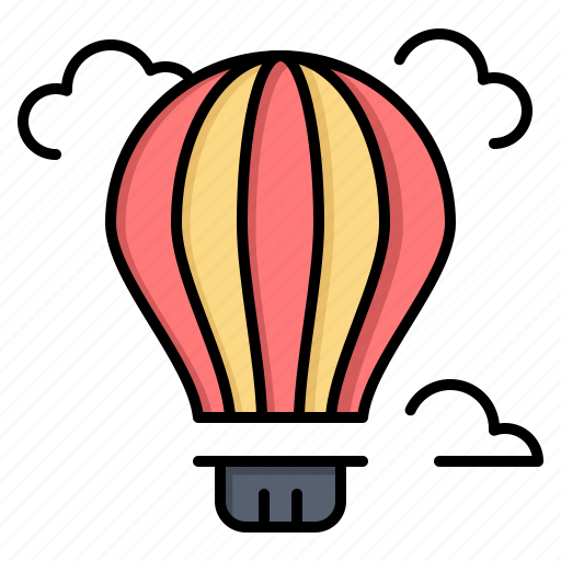 Air, balloon, hot icon - Download on Iconfinder
