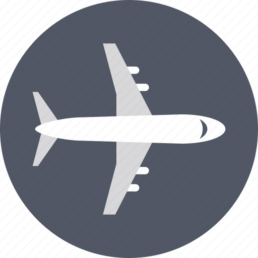 aircraft, airplane, fly, flying, plane, tour, tourism, transportation, travel, traveling, trip, vacation, vehicle icon