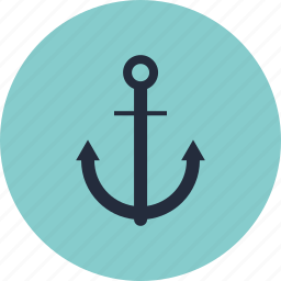 anchor, antique, equipment, marine, nautical, port, sailing, secure, service, tool, vintage icon