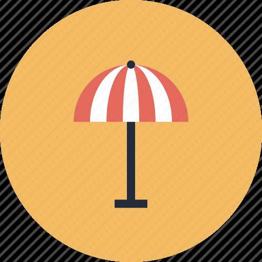 beach, parasol, protect, protection, sun, tourism, travel, umbrella icon