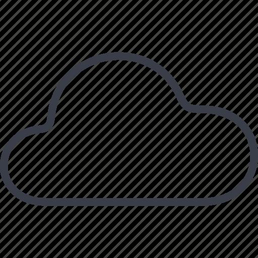 cloud, cloudy, rain, sun, tourism, weather icon
