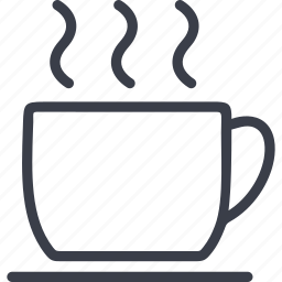 coffee, cup, tea, tourism icon