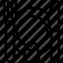 cutlery, fork, kitchen, knife, restaurant