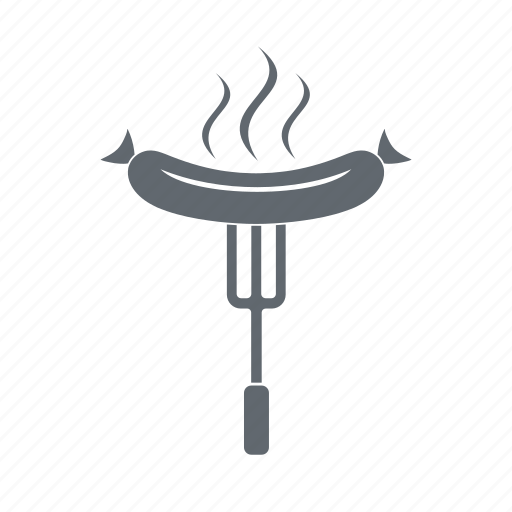 barbecue, food, grill, sausage icon