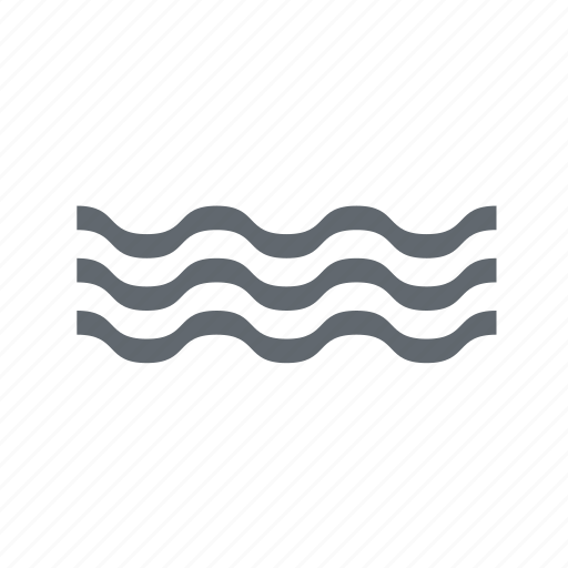 river, sea, swimming pool, water icon