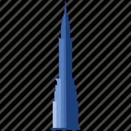 american skyscraper, apartment, building, office, skyscraper, tower icon