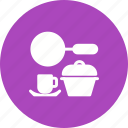 crockery, dish, home, kitchen, kitchenware, set, table icon