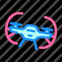 quadcopter, flying, toy, children, robot, radio
