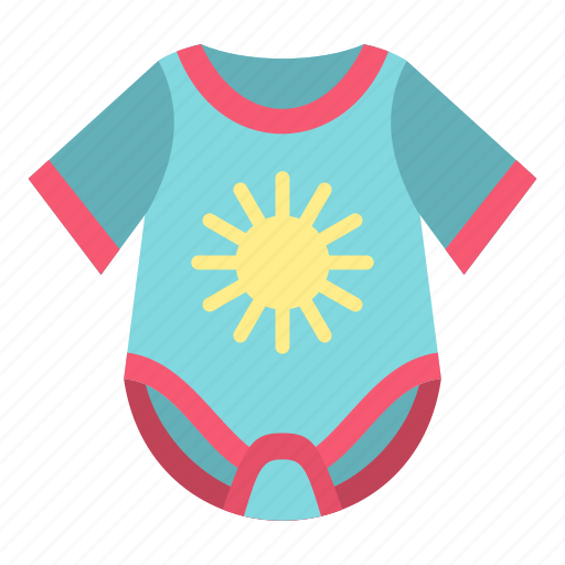 Adorable, apparel, baby, birth, body, bodysuit, child icon - Download on Iconfinder