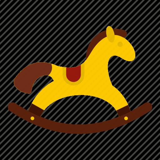 baby, child, element, horse, kid, pony, toy icon