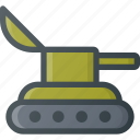tank, toy, war icon