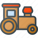 toy, train icon