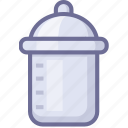 baby bottle, bottle, milk icon