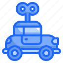 automobile, car, kid, toy, vehicle icon