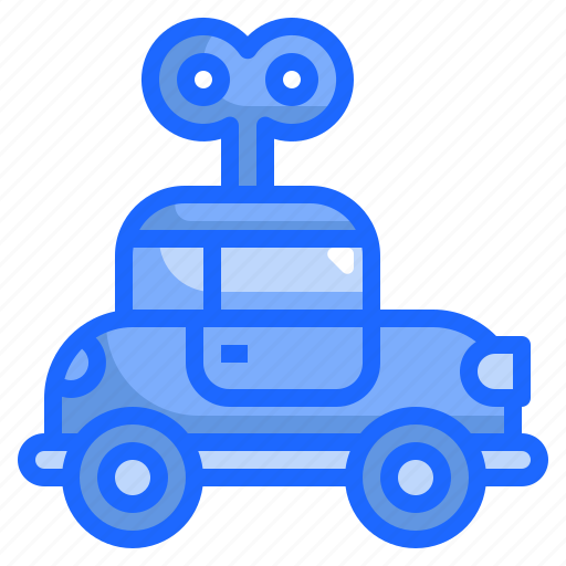 automobile, car, kid, toy, vehicle icon