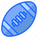 american, ball, football, rugby, sports, team icon