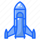 baby, kid, launch, rocket, ship, space, toy