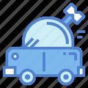 car, model, transport, up, wind