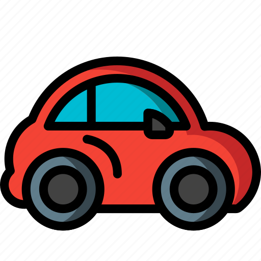 baby, car, childs, infants, toys icon