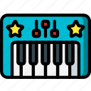 baby, childs, instrument, keyboard, piano, toys