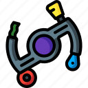 game, it, pull, shake, toys, twist icon
