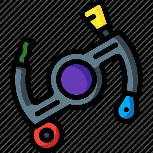 game, it, pull, shake, toys, twist icon