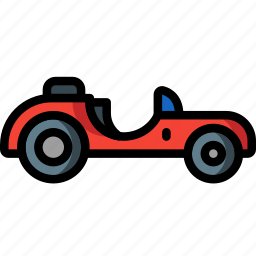 car, childs, play, toy, toys icon