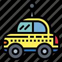 car, children, entertainment, toy icon