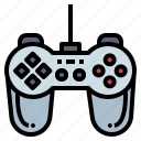 controller, gamer, joystick, multimedia icon