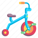 toy, transportation, and, children, baby, tricycle, kid