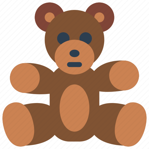 bear, childrens, cuddly, kids, teddy, toy, toys icon