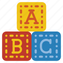 blocks, building, childrens, kids, toy, toys icon