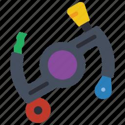 bop, childrens, it, kids, toy, toys, twist icon
