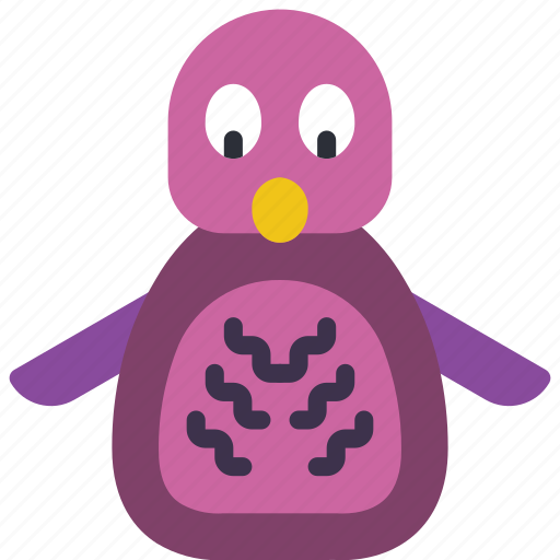 childrens, duck, hatchling, kids, teddy, toy, toys icon