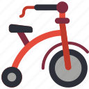 bike, childrens, kids, toy, toys, trike icon