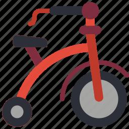 bike, childrens, kids, toy, toys, trike icon