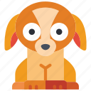 childrens, dog, kids, puppy, toy, toys icon