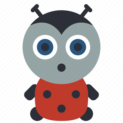 bug, childrens, kids, lady, teddy, toy, toys icon