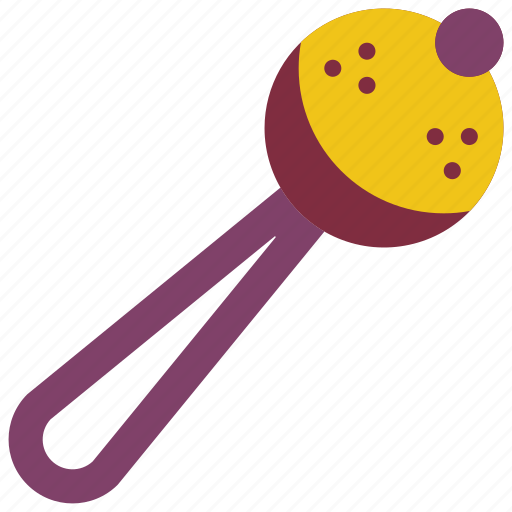 baby, childrens, kids, rattle, toy, toys icon