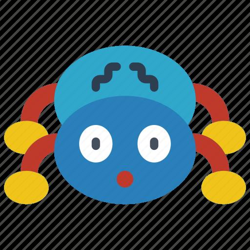 Childrens, kids, spider, teddy, toy, toys icon - Download on Iconfinder